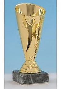 Trophäe Fussball Gold Mengenhit III