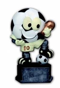 Trophäe Fun Fussball (M-4064)