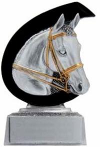 Trophäe Pferdekopf(E-Z-G1105)
