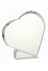 Glas-Trophäe Amore II, 14.5 cm