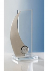 Glas-Trophäe mit Uhrwerk III, ab CHF 74.00