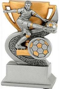 Trophäe Fussball III