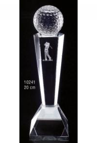 Trophäe Golf Kristall II ab CHF 68.00