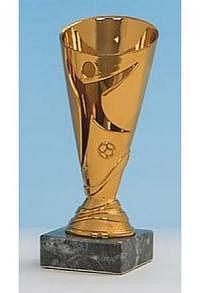 Trophäe Fussball Bronze Mengenhit III