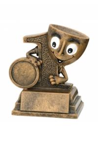 Kindertrophäe Pokal Rang 1