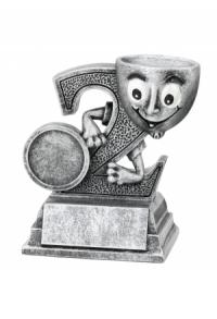 Kindertrophäe Pokal Rang 2