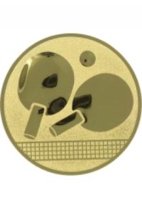 POKAL-EINLAGE TISCHTENNIS (M729)